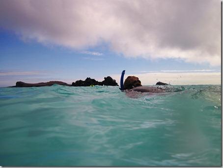2012-12-17 Galapagos Day 1 morning water camera 070