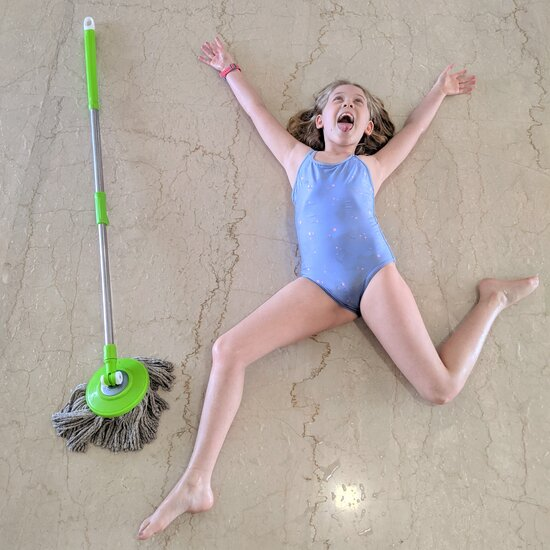 Nia's Version of Mopping + Other Things We've Been Into Lately